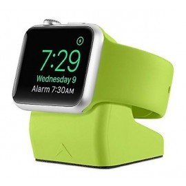 Casecentive Station de Chargement Apple Watch 1 / 2 / 3 Vert