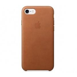 Apple iPhone 7 / 8 / SE 2020 étui en cuir Marron