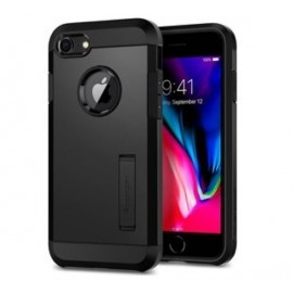 Spigen Slim Armor Coque iPhone 7 / 8 Plus noir