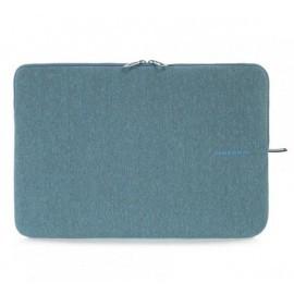 Tucano Mélange Notebook - Pochette - 15,6 pouces - Bleu Turquoise