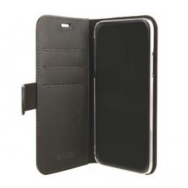 Valenta Coque Folio iPhone X / XS Noire