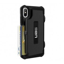UAG Coque Antichoc Trooper iPhone XS Max Noire