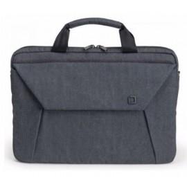 """Dicota Slim Case EDGE Pochette / sacoche 14""""-15.6""""- Bleu"""