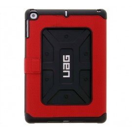 UAG Coque Antichoc Metropolis iPad Air 1 / 2017 / 2018 rouge