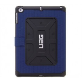 UAG Coque Antichoc Metropolis iPad Air 1 / 2017 / 2018 bleue