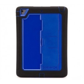 Griffin Survivor Slim étui iPad Air 1 bleu/noir