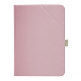 Etui Folio Tucano Mineral iPad 10.5 / Air 2019en or rose