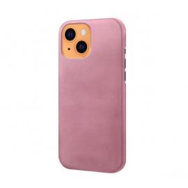 Casecentive - Coque en cuir iPhone 13 - Rose