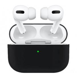 Casecentive - Étui AirPods Pro - Ultra-slim et en silicone - Noire