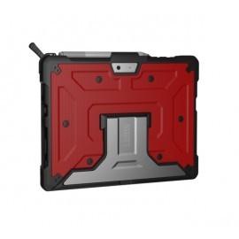 UAG Coque Antichoc Metropolis Microsoft Surface Go rouge