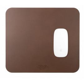 Tapis de souris Nomad en couleur marron pour bureau