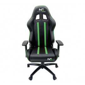 Nordic Gaming - Chaise Gaming - Carbon - Noir / Vert