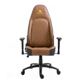 Nordic Gaming -  Chaise De Bureau / Chaise de Gaming - Executive Assistant - En Cuir -  Brun