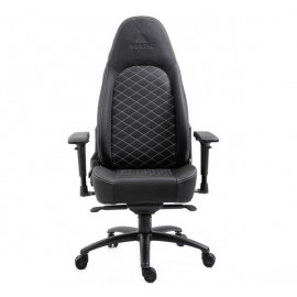 Nordic Gaming -  Chaise De Bureau / Chaise de Gaming - Executive - En Cuir -  Noir