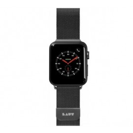 Laut Steel Loop Apple Watch 38 / 40 mm Noir