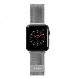Laut Steel Loop Apple Watch 38 / 40 mm Argent