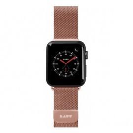 Laut Steel Loop Apple Watch 38 / 40 mm Or rose