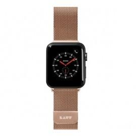 Laut Steel Loop Apple Watch 38 / 40 mm Or