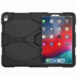 Casecentive Ultimate - Coque Antichoc - iPad Pro 11 pouces (2018) Noir