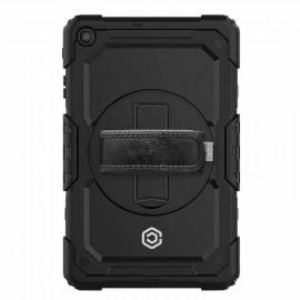 Casecentive Handstrap Pro Coque Antichoc Poignée Galaxy Tab A 10.1 2019
