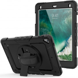 Casecentive Handstrap Pro Coque Antichoc Poignée iPad Pro 10.5 / Air 10.5 (2019)