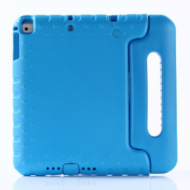 Casecentive Kidsproof Coque Enfant iPad 9.7 (2017 / 2018) / Air 2 bleue