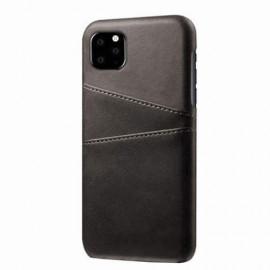 Casecentive Dos Portefeuille iPhone 11 Pro Max Noir