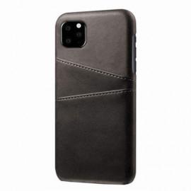 Casecentive Dos Portefeuille iPhone 11 Pro Noir