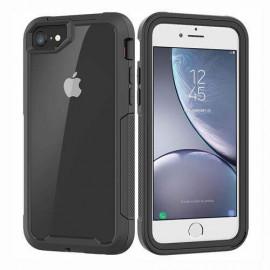 Casecentive Shockproof Coque Antichoc iPhone 6 / 7 / 8 / SE 2020 Transparente