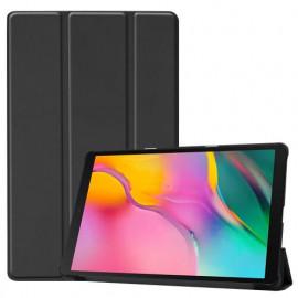 Casecentive Coque Smart Tri-fold Galaxy Tab A 10.1 2019 noir