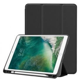 Casecentive Smart Cover Coque iPad Air 10.5 / Pro 10.5 noir