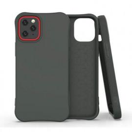 TulipCase Soft TPU - Coque iPhone 12 Mini biodégradable et écologique - Vert
