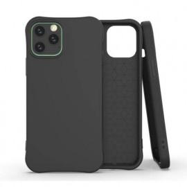 TulipCase Soft TPU - Coque iPhone 12 biodégradable et écologique - Noir