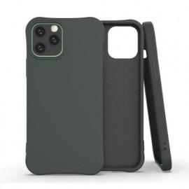 TulipCase Soft TPU - Coque iPhone 12 biodégradable et écologique - Vert