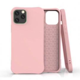 TulipCase Soft TPU - Coque iPhone 12 biodégradable et écologique - Rose