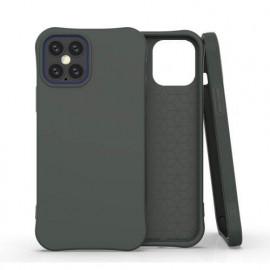 TulipCase Soft TPU - Coque iPhone 12 Pro biodégradable et écologique - Vert