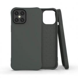 TulipCase Soft TPU - Coque iPhone 12 Pro Max biodégradable et écologique - Vert