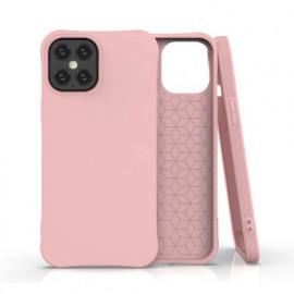 TulipCase Soft TPU - Coque iPhone 12 Pro Max biodégradable et écologique - Rose