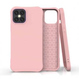 TulipCase Soft TPU - Coque iPhone 12 Pro biodégradable et écologique - Rose