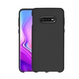 Casecentive Coque Silicone Samsung Galaxy S10 Noire