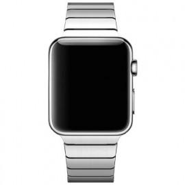 Casecentive Slim bracelet acier inoxydable Apple Watch 42 / 44 mm Argent