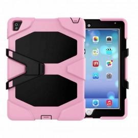 Casecentive Ultimate - Coque Antichoc - iPad 2017 / 2018 rose
