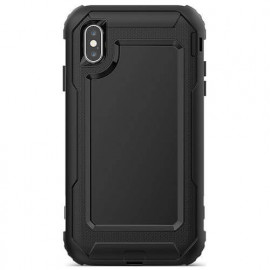 Casecentive Ultimate Coque antichoc pour iPhone XS Max noire