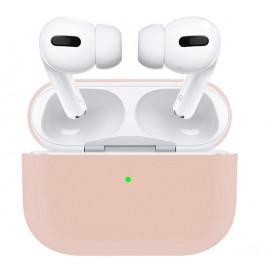 Casecentive - Étui AirPods Pro - Ultra-slim et en silicone - Rose