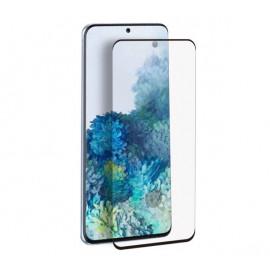 Casecentive - Protecteur d'écran en verre trempé 3D couverture totale - Samsung Galaxy S20 Ultra