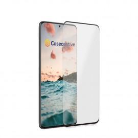 Casecentive - Vitre de protection en verre trempé 3D couverture totale - Samsung Galaxy S20
