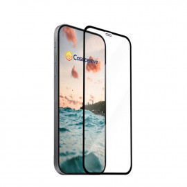 Casecentive - Vitre de protection en verre trempé - 3D Couverture totale - iPhone 12 Pro Max