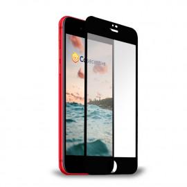 Casecentive - Vitre de protection en verre trempé - 3D Couverture totale - iPhone 7 / 8 / SE 2020