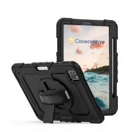 "Casecentive Handstrap Pro Coque Antichoc Poignée iPad Pro 11"" 2021 / 2020 / 2018"