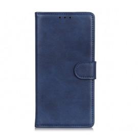 Casecentive - Étui portefeuille iPhone 13 magnétique - Bleu
